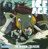 Hidden Treasure: Ice Age (Paperback)