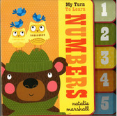 Z/CASE OF 32 - My Turn To Learn Numbers (Board Book)
