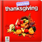 Z/CASE OF 32 - Baby's First Thanksgiving (Board Book)