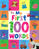 "Z/CASE OF 24 - ""My First 100 Words"" books (Big Hardcover)"