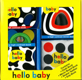 Hello Baby: Boxed Set of 4