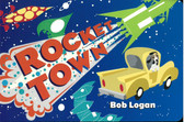 Z/CASE OF 20 - Rocket Town (Board Book)