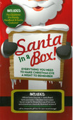 Twas the Night Before Christmas: Santa in a Box! (Paperback)