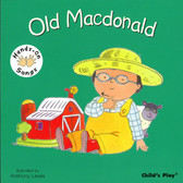 Z/CASE OF 40 - Old MacDonald:  Hands-On Songs (Board Book)