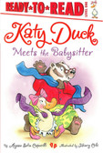 Katy Duck Meets the Babysitter: Ready To Read Level One (Paperback)