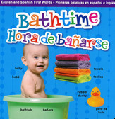 Z/CASE OF 72 - Bathtime / Hora de bañarse (Board Book)