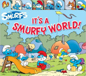 Z/CASE OF 32 - It's A Smurfy World! (Board Book)