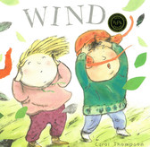 Z/CASE OF 50 -Wind: Whatever The Weather (Board Book)