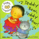 Teddy Bear, Teddy Bear!: Sign & Sing Along (Board Book)