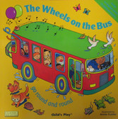 The Wheels OnThe Bus Go Round and Round: Classic Books with Holes Child's Play (Big Paperback)