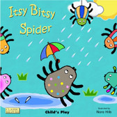 Itsy Bitsy Spider: Classic Books with Holes Child's Play (Big Paperback)
