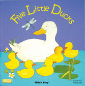 Five Little Ducks: Classic Books with Holes Child's Play (Big Paperback)