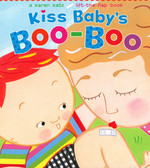 Kiss Baby's Boo-Boo: Karen Katz Lift-a-Flap (Board Book)