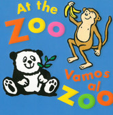 At the Zoo / Vamos al Zoo  (Board Book)