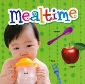 Z/CASE OF 72 - Mealtime (Board Book)