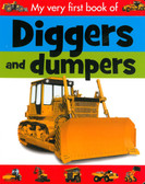 Diggers & Dumpers: On The Move (Board Book)