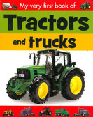 Tractors & Trucks: On The Move (Board Book)