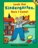 Look Out Kindergarten, Here I Come (Paperback)