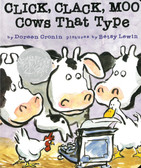 Click, Clack, Moo Cows That Type:  A Classic Board Book (Board Book)