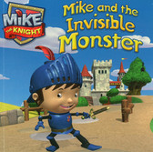 Mike and the Invisible Monster (Paperback)