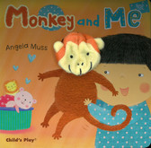Monkey and Me (Puppet Board Book)