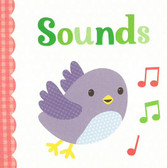 Sounds: 3 x 3 x .5 inches (Chunky Board Book)