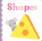Shapes: 3 x 3 x .5 inches (Chunky Board Book)