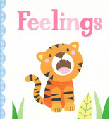 Feelings: 3 x 3 x .5 inches (Chunky Board Book)