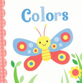 Colors: 3 x 3 x .5 inches (Chunky Board Book)