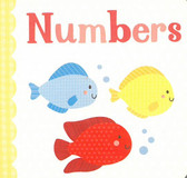 Numbers: 3 x 3 x .5 inches (Chunky Board Book)
