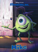 Mike: Disney PIXAR Monsters, Inc. (Board Book)