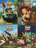 Disney PIXAR Toy Story: The Toy Box Set of 4 (Board Books)