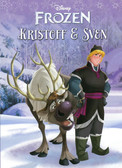 Kristoff & Sven: Disney Frozen (Board Book)