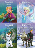 Disney Frozen: The Ice Box Set of 4 (Board Book)