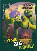 One Big Family: Disney PIXAR The Good Dinosaur (Board Book)
