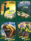 Dino-Might Tales: Disney PIXAR The Good Dinosaur Set of 4 (Board Book)
