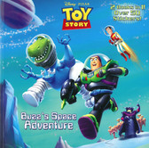 Buzz's Space Adventure: 2 Books In 1 Disney Pixar Toy Story (Paperback)
