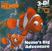 Nemo's Big Adventure: Disney Pixar Finding Nemo (Paperback)
