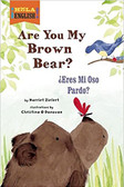 Are You My Brown Bear?/¿Eres Mi Oso Pardo? (Hardcover)