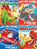 Amazing Adventures Set of 4 (Paperback)