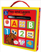 Play and Learn with Wallace: Workbook Box Set
