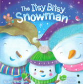 The Itsy Bitsy Snowman (Board Book)
