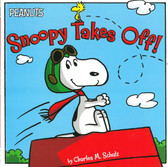 Snoopy Takes Off! (Paperback)
