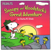 Snoopy and Woodstock's Great Adventure (Paperback)