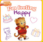 I'm Feeling Happy: Daniel Tiger's Neighborhood (Board Book)
