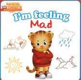 I'm Feeling Mad: Daniel Tiger's Neighborhood (Board Book)