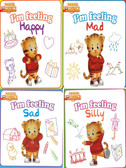 My Feelings: Daniel Tiger's Neighborhood Set of 4