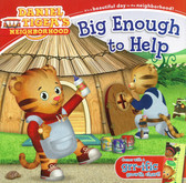 Big Enough to Help:  Daniel Tiger's Neighborhood (Paperback)