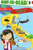 Living In…  Italy: Ready To Read Level 2 (Paperback)