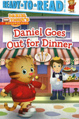Daniel Goes Out for Dinner:  Ready To Read Pre-Level 1 (Paperback)